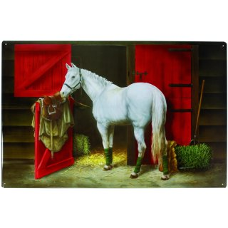 Pferdestall Magnetpinnwand