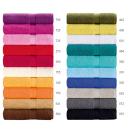 Handtuch mit Monogramm Stickerei