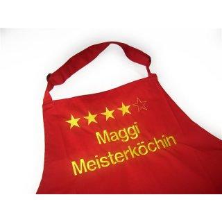 Kochschürze Maggi - Meisterkoch/Meisterköchin