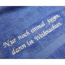 Handtuch Motivation