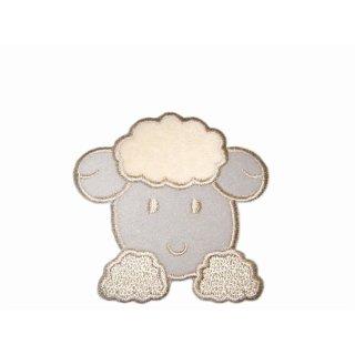 Schaf Aufnäher