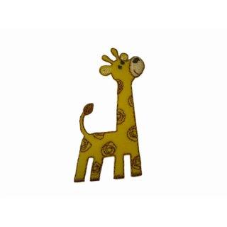 Giraffe Aufnäher