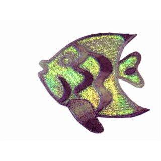 Fisch Aufnäher
