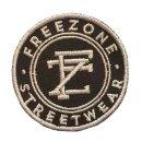 Aufnäher Logo rund