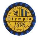 Aufnäher Logo gedruckt rund