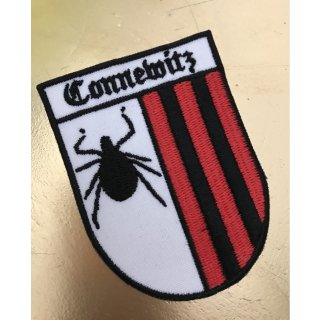 Wappen Aufnäher Connewitz