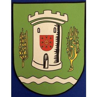 Aufnäher Logo gedruckt